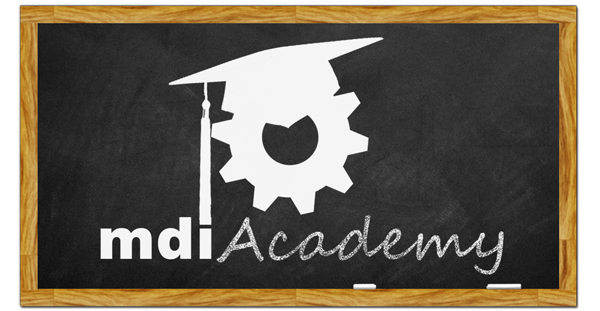mdiAcademy is your source for product training.