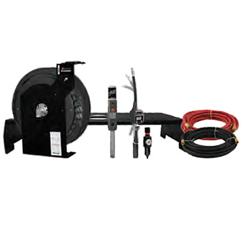 Balcrank Light Duty Piston Pump Lightweight Double Wall Tankless Package